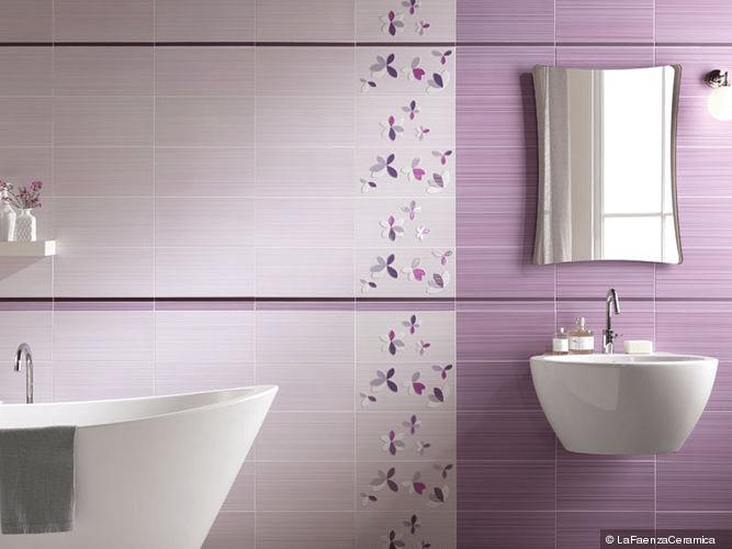 Mobile Bagno Lilla : Mobili per bagno colore viola design casa creativa e mobili